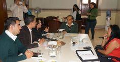 En sesión de la Comisión de la Mujer, Juventud y Deporte, que coordina el regidor, Félix Madrigal Pulido, se sostuvo una reunión con la encargada del despacho del IMUMO, Ana ...