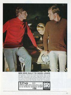the manline is BRI NYLON (9/66)