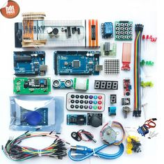 Integrated Circuits Robotlinking 1602 Lcd 830 Breadboard Led Relay Rtc Electronic Kit For Arduino Uno R3 Starter Kit Upgraded Version Rapid Heat Dissipation