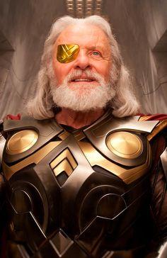 Anthony Hopkins in Thor  http://www.eventcinemas.com.au/movie/Thor-The-Dark-World