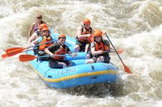 Echo Canyon River Expeditions in Cañon City, CO