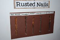 Keeping Up With The Joneses: Rusty Nails