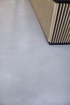 Our latest #panDOMO Loft #flooring achieves non slip certification for Fairfield Youth & Community Centre #cementfloor #polishedconcrete @ardex