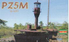 Lightship Suriname On the Suriname River PZ5M