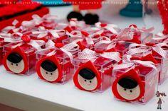 Festa Chapeuzinho Vermelho!!!