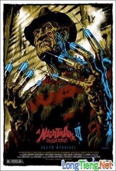"""Bộ Phim : Ác Mộng Trên Phố Elm 3: Những Chiến Binh Trong Mơ ( A Nightmare On Elm Street 3: Dream Warriors ) 1987 - Phim Mỹ. Thuộc thể loại : Phim Kinh Dị Ma Quốc gia Sản Xuất ( Country production ): Phim Mỹ   Đạo Diễn (Director ): Chuck RussellDiễn Viên ( Actors ): Heather Langenkamp, Robert Englund, Craig WassonThời Lượng ( Duration ): 96 phútNăm Sản Xuất (Release year): 1987""""A Nightmare on Elm Street 3: Dream Warriors"""" l"""