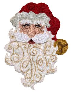 Believe - Pattern for Punch Needle Embroidery.