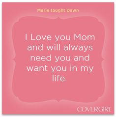 Dawn's most beautiful thing her mom ever taught her Words Quotes, Qoutes, Sayings, Respect Women, I Love You Mom, Family Quotes, Covergirl, Wisdom, Teaching