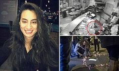 God Bless this precious lady! Heroine waitress of Paris cafe attack recalls the horrific night and her selfless act to comfort victims | Daily Mail Online