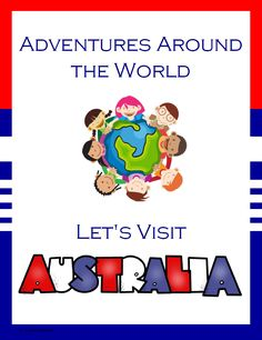 I have up-dated the Adventures Around the World - Australia file and have added over 50 new sheets. :)     Meet William - our guide as the children learn about the land down under....