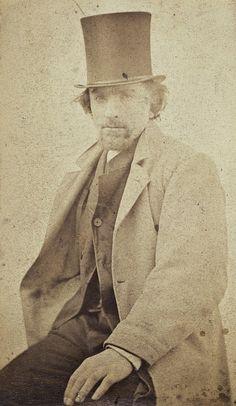 entregulistanybostan:    Auguste Rodin by Charles Aubry, 1862-64.Musée Rodin, Paris.  Via
