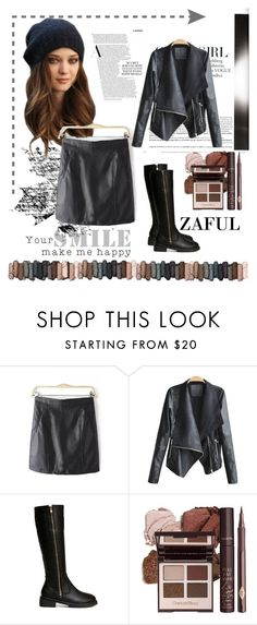 """""""www.zaful.com/?lkid=4313"""" by amelakafedic ❤ liked on Polyvore featuring Dolce Vita and Urban Decay"""