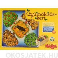 Gyümölcsöskert társasjáték HABA