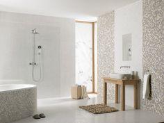 kylpyhuone - mosaiikki - moderni   ABL-Laatat