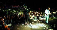 Deer Tick 12/31/12 live at Brooklyn Bowl // #LiveMusic - #BrooklynBowl - #Events - #BrooklynNightlife - #NYC #Entertainment - #MusicPerformances - #concerts - #BrooklynBowlHotShots - #DeerTick - Photo by @BrooklynVegan