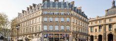 Stay in a 5 stars hotel in Paris – Hôtel du Louvre. Great Location  www.herrickstravelamex.com