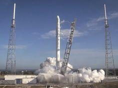 News at Edge: SpaceX set to kick off 2015 launch calendar Tuesda...