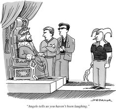Cartoons from the Issue of June 4th & 11th, 2012 : The New Yorker