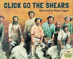 Click Go the Shears | Classic Australian Poetry | State Library of Queensland Shop