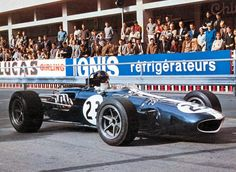 They just don't make 'em like they used to... Dan Gurney in his Eagle T1G. #merica #monacogp
