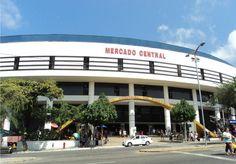 Mercado Central de Fortaleza, Ceará.