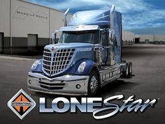 Truck 2584: Moebius International Lonestar 1:25 Scale Truck Tractor Model Kit New -> BUY IT NOW ONLY: $59.99 on eBay!