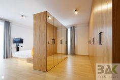 Garderoba styl Nowoczesny - zdjęcie od BAK Architekci - Garderoba - Styl Nowoczesny - BAK Architekci