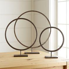 Circlet Stands   Crate and Barrel $50 $60 $70