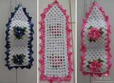 Se você é uma dona de casa que preza por incrementos como um porta papel higiênico de crochê, sabe também que existem muitos modelos, um mais lindo do que