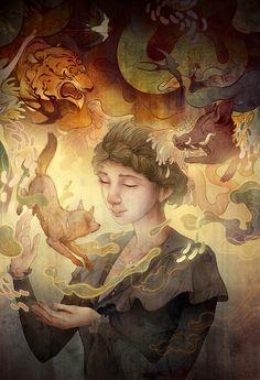 Silent Vision by Corinne Reid