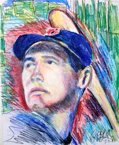 Ted Williams!