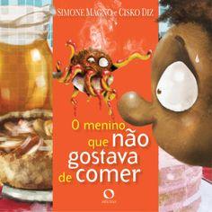 O lançamento é só em outubro, mas o livro novo já está em pré-venda no site da editora: http://lojavirtual.oficinaraquel.com.br/produto/158/o-menino-que-nao-gostava-de-comer--pre-venda