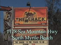 The Shack Cherry Grove Sea Mountain Hwy