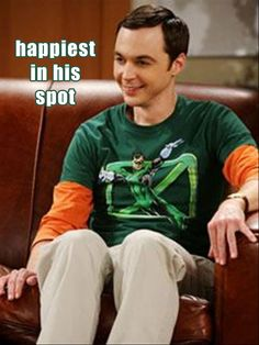 The Many Faces Of Sheldon Cooper – 15 Pics
