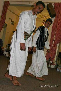 Danseurs Manakha Yemen