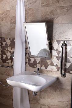 Bezbariérová koupelna Sink, Home Decor, Sink Tops, Vessel Sink, Decoration Home, Room Decor, Vanity Basin, Sinks, Home Interior Design