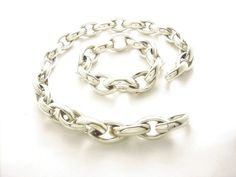 Silber Colliers - 115076/7,6