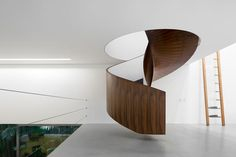 Casa Cubo – São Paulo, São Paulo, Brazil  Staircase by Brazilian architect Isay Weinfeld