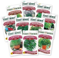 Ferry Morse Herb Garden