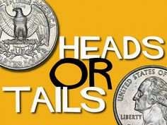 We played this game in both Main Street and Middle School Youth. How to play Heads or Tails: The only supply you need is a coin, and possibly a prize for the winner. Prior to flipping the coin, the...