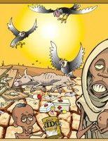Humanitarian help? Truth
