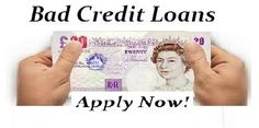 Bad credit loans are basically unsecured loans that bypass credits checks whereas process loan applications. Hence, here borrowers even if holding a Bad credit score will apply and access loans.