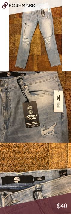 ae362629350e64 Brand New Jordan Craig Size 38 32 Skinny Fit Jeans Brand New Jordan Craig  Size