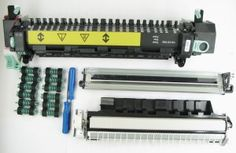 40X4031 Maintenance Kit 110v c935 x940e x945e 100k c935dn Mfp  Kit contains: Fuser 40X3747, Transfer Belt Cleaner Assembly 40X3733, 2nd Transfer Roller 40X3698, Feed/Pick/Separation Rollers (4 each) 40X0594