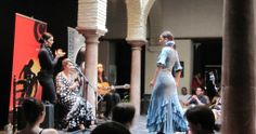 Museo del Baile Flamenco -Seville