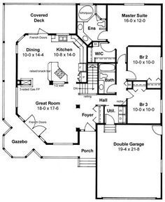 House Plan #201940 and Many Other Home Plans, Blueprints by Westhome Planners