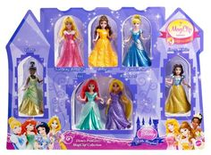 Disney Princesse - Little Kingdom - Magiclip 7 mini poupé…