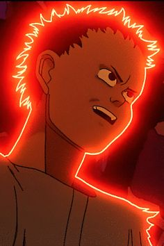 One Man Syndicate Manga Anime, Old Anime, Anime Art, Aesthetic Drawing, Aesthetic Anime, Tetsuo Shima, Akira Tetsuo, Akira Anime, Character Art