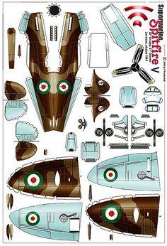 Supermarine Spitfire V | Flickr - Photo Sharing!