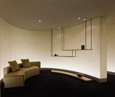 Kanebo Sensai Select Spa by Gwenael Nicolas - Dezeen